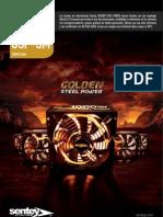 Brochure Sentey PSU Gold Series