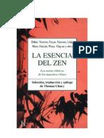 La Esencia Del Zen (Thomas Cleary) (1)