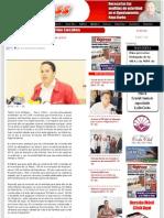 24-07-2012 Etiquetan Mil 200 Viviendas Para Nayarit