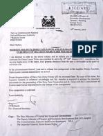 Documents exposing Sierra Leonean arms deal