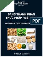 Thanh Phan Dinh Duong Thuc Pham Viet Nam