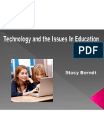 using computers in education power point