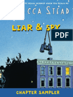 Liar & Spy Chapter Sampler