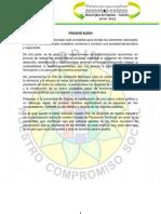1 Plan de Desarrollo Municipal de Ospina 2012-2015