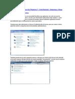 Partición de Disco Duro En Windows 7