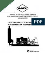 2-Abastezca de combustible Sistema de Inyecció-Ajax
