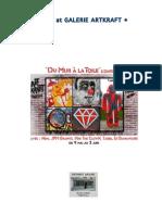 Catalogue des peintures de Tarek chez Artkraft Galerie