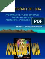 2340894468-J - PSICO - Clase 1 - Psicología y Vida(1)