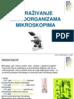 Priprema Preparata Za Mikroskop Biologija