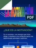1250637943-J - PSICO - Clase 4 - Motivación