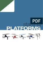 Starting platforms