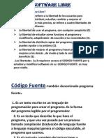 Software Libre - alain