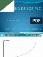PLC Historia y Caracteristicas