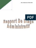 Rapport de Stage BAM2