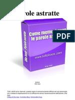 04.Parole Astratte