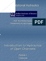 Detailed Open Channel Hydraulics