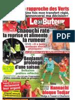 LE BUTEUR PDF du 25/07/2012