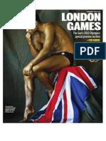 London Games - SUN coverage