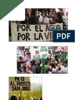 Reflexiones en torno a la lucha socioambiental en la Argentina