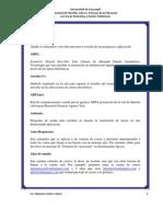 Glosario diseño web