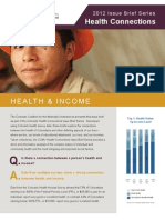 Health and Income
