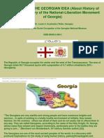 Kartuli Idea - The Georgian Idea