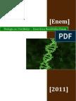 Questões de Biologia comentadas - Enem 2011