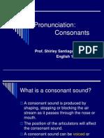 115 Consonants