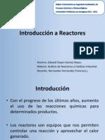 Presentacion Reactores