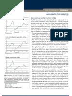 RBC Commodity Price Monitor