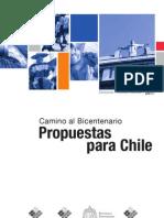 Camino Al Bicentenario Propuestas Para Chile 2007