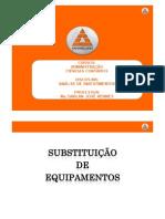 substituiÇÃo_de_equipamentos