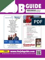 The Job Guide Volume 24 Issue 15 Arkansas