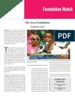The Arca Foundation, by Matthew Vadum (Foundation Watch, October 2011)