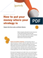 McKinsey_HowtoPutMoneyWhereYourStrategyIs.pdf