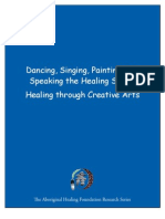 Healing Through the Creative Arts