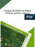 Grupos de poder en Petén