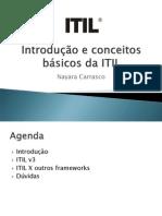 Introdução a ITIL