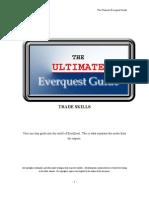 Everquest Guide Trade Skills