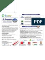 Invitacion IV Congreso