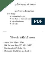 Slide P2 - Ly Thuyet Chung Ve Anten - Toan - 19.03.2012