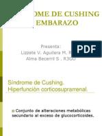 Sindrome de Cushing y Embarazo