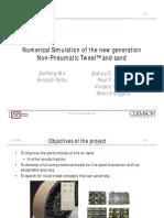 Tweel Traction Modeling Presentation