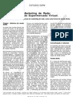 Marketing de Rede a Era Do Supermercado Virtual