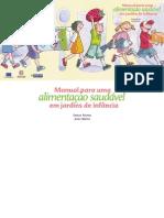 46427625 3875137 Manual Para Uma Alimentacao Saudavel Em Jardins de Infancia