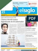 ELSIGLOARAGUA-25072012