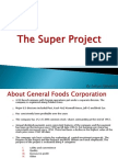The Super Project