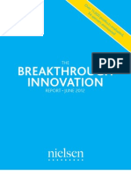 Breakthrough Innovation Report 2012