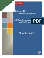 P3.11Transformadas de Laplace de Una Funcion Periodica