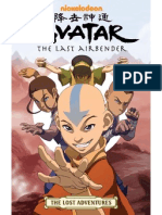 Avatar the Last Airbender - The Lost Adventures